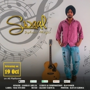 Swaal Jashan Ahuja Mp3 Song Download