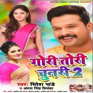 Gori Tori Chunari 2 (Ritesh Pandey, Antra Singh Priyanka) Mp3 Song Download